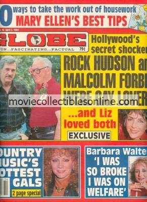 4/3/1990 Globe