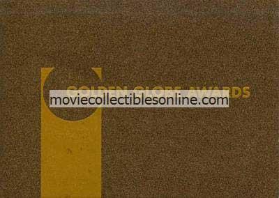Golden Globe Awards Media Screening Invitation